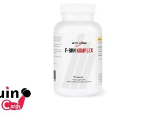 F-BRN Komplex Review - Does This Fat Burner by GetFit Fitness Work?