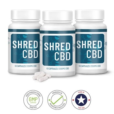 shred cbd number 1 fat burner