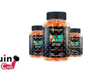 Alpha Lion Gains Candy Review