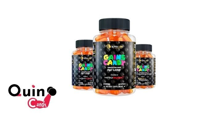 Alpha Lion Gains Candy Review