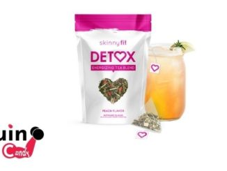 SkinnyFit Detox Tea Review