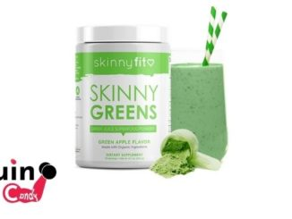 SkinnyFit Skinny Greens Review