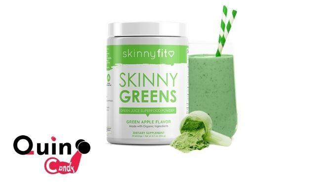 SkinnyFit Skinny Greens Review