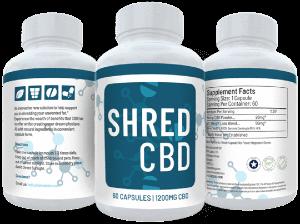 ShredCBD fat burner supplement