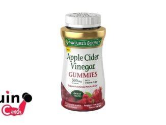 Nature's Bounty Apple Cider Vinegar Gummies Review