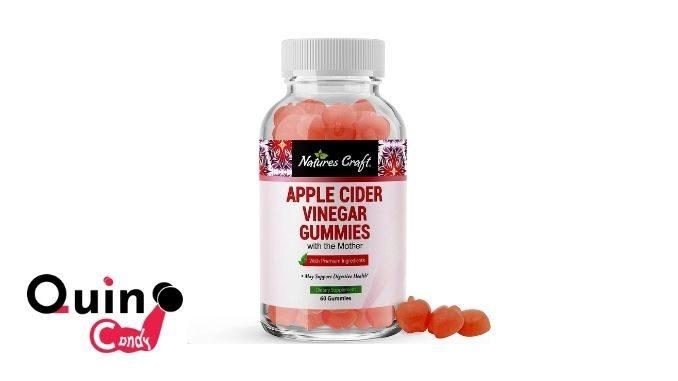 Nature's Craft Apple Cider Vinegar Gummies Review
